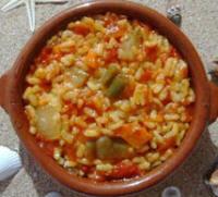 Fotos recetas de arroz con verduras